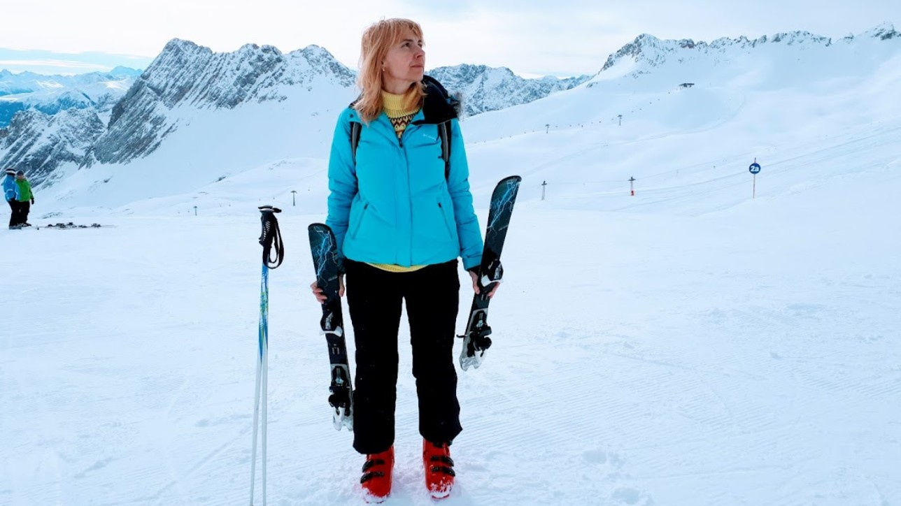 New design by Staki provides people with disabilities the joy of skiing